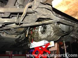 porsche 911 carrera transmission removal 996 1998 2005 997