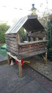 temporary stairs pallethouse pallet playhouse pinterest stairs