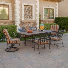 ow lee classico w 7 piece patio dining set ow classico set2