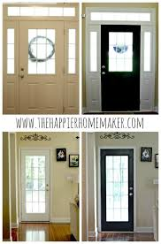 Painted Interior Doors Best 25 Painted Interior Doors Ideas On Pinterest Paint Paint For