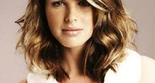 medium length hairstyles for fuller faces cute shoulder length hairstyles for round faces 1000 images about