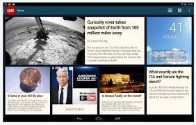 cnn app for android cnn app for android devices gets overhaul hd report