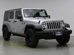 carmax jeep wrangler unlimited used jeep wrangler for sale in oklahoma city ok carmax