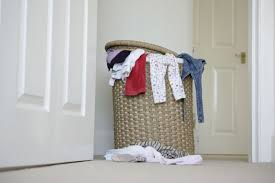decorative laundry hampers how to remove laundry hamper odor