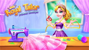 design clothes games for adults princess tailor shop kids clothes maker android game girls