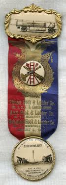 parade ribbon 24 best fraternal order cockades images on badges