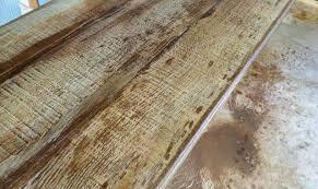 wood grain concrete countertop direct colors inc