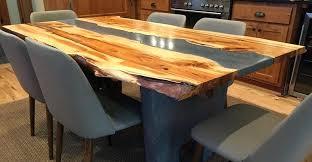 concrete wood table top concrete and wood table epicsafuelservices com