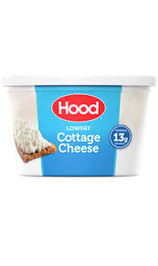 Calories In Lowfat Cottage Cheese by Hood Low Fat Cottage Cheese