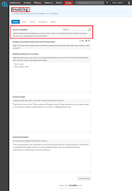 Make Your Own Invoice Template Customizing Or Adding A Pdf Invoice Knowledgebase Article