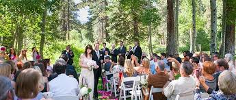 South Lake Tahoe Wedding Venues Aspen Grove Incline Village General Improvement District Ivgid