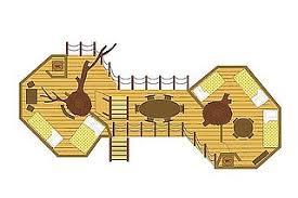 treehouse home plans fashionable design ideas 5 house plans treehouse large tree home array