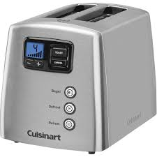 Home Outfitters Toasters Cuisinart Touch To Toast Fully Automatic 2 Slice Toaster