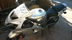 2005 kawasaki zzr 600 motorcycles for sale