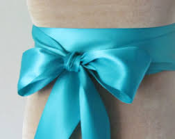 sash ribbon blue ribbon sash etsy