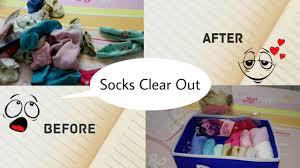 kondo organizing how to organize your sock drawer fold marie kondo way