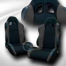 Comfortable Racing Seats Bucket Seats Ebay