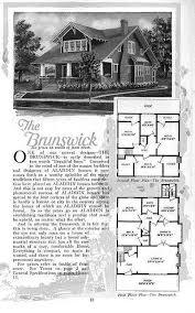 bungalow blueprints historic bungalow house plans all about the bungalow 1905