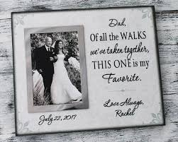wedding gift photo frame personalized wedding gift of all the walks we ve taken can