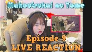 Seeking Episode 9 Review Anime Reactions Mahoutsukai No Yome Episode 9 Live