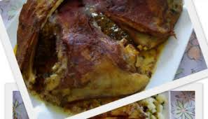 comment cuisiner le plat de cote côtes de mouton rôties chouziz recettes