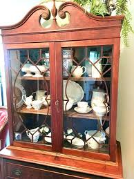antique china cabinets for sale antique china cabinet style mission china cabinet metro oak tall