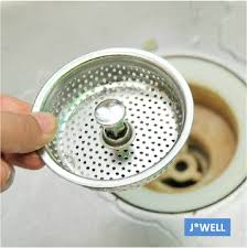 Enamel Sinks Kitchen Different Features Of A Disposable Kitchen Sink Strainer For Home
