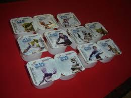 australian clone wars yogurt or yoplait pots for sale x 11