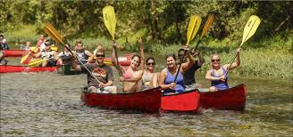 hocking hills adventures canoes go carts and camping