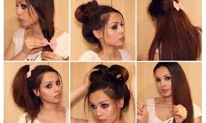 Simple But Elegant Hairstyles For Long Hair by Running Late Quick U0026 Easy Hairstyles For Heatless