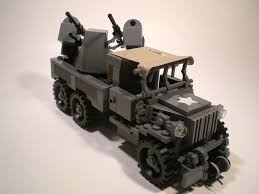 lego army humvee gmc cckw with m45 quad 50cal mount lego lego military and lego