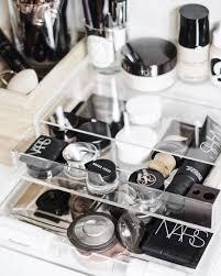 minimal makeup storage b e a u t y pinterest minimal makeup
