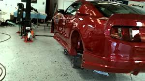 2012 ford mustang kits impressive rides 2012 mustang cervini assembly