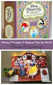disney princess magical pop book review