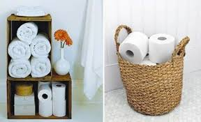 Bathroom Toilet Paper Storage 10 Exceptional Diy Bathroom Storage Projects That You Will Want To