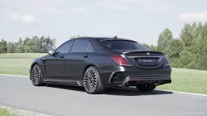 mansory cars 2015 2015 mansory mercedes s63 amg sedan black edition rear hd