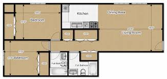 Two Bed Two Bath Floor Plans Floor Plans Kent Apartments