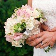 hydrangea wedding bouquet bridal bouquets made from hydrangeas