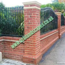 Front Garden Walls Ideas Mesmerizing Retaining Wall Ideas Garden Wall Design And