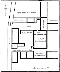 The Red Cottage Floor Plans by The Project Gutenberg Ebook Of Shakespearean Playhouses By Joseph