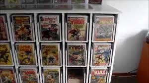 comic book storage cabinet comic book cabinet youtube