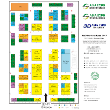 Expo Floor Plan by Rechina Asia Expo The Biggest Printer Consumables And Imaging