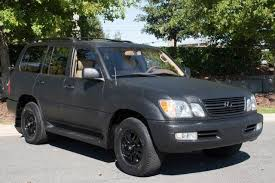 lexus suv used for sale used 1999 lexus lx 470 luxury suv for sale raleigh nc cary