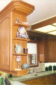 Kitchen Cabinets Shelves Adding Extra Storage Space To The End Of Your Wall Cabinets By