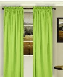 Light Green Curtains Decor Best 25 Lime Green Curtains Ideas On Pinterest Living Room Lime