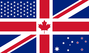 English Flag Anglosphere Flag Vexillology
