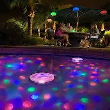 floating led pool lights floating led pool light underwater disco light glow show swimming