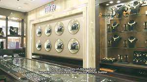 jewellery shop interior design singapore youtube