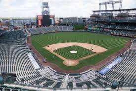 Coors Field Map Natural Hazards Center Workshop 2017 Attractions