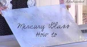 Mercury Glass Home Decor How To Create Mercury Glass Shelves Home Decor Diy Youtube
